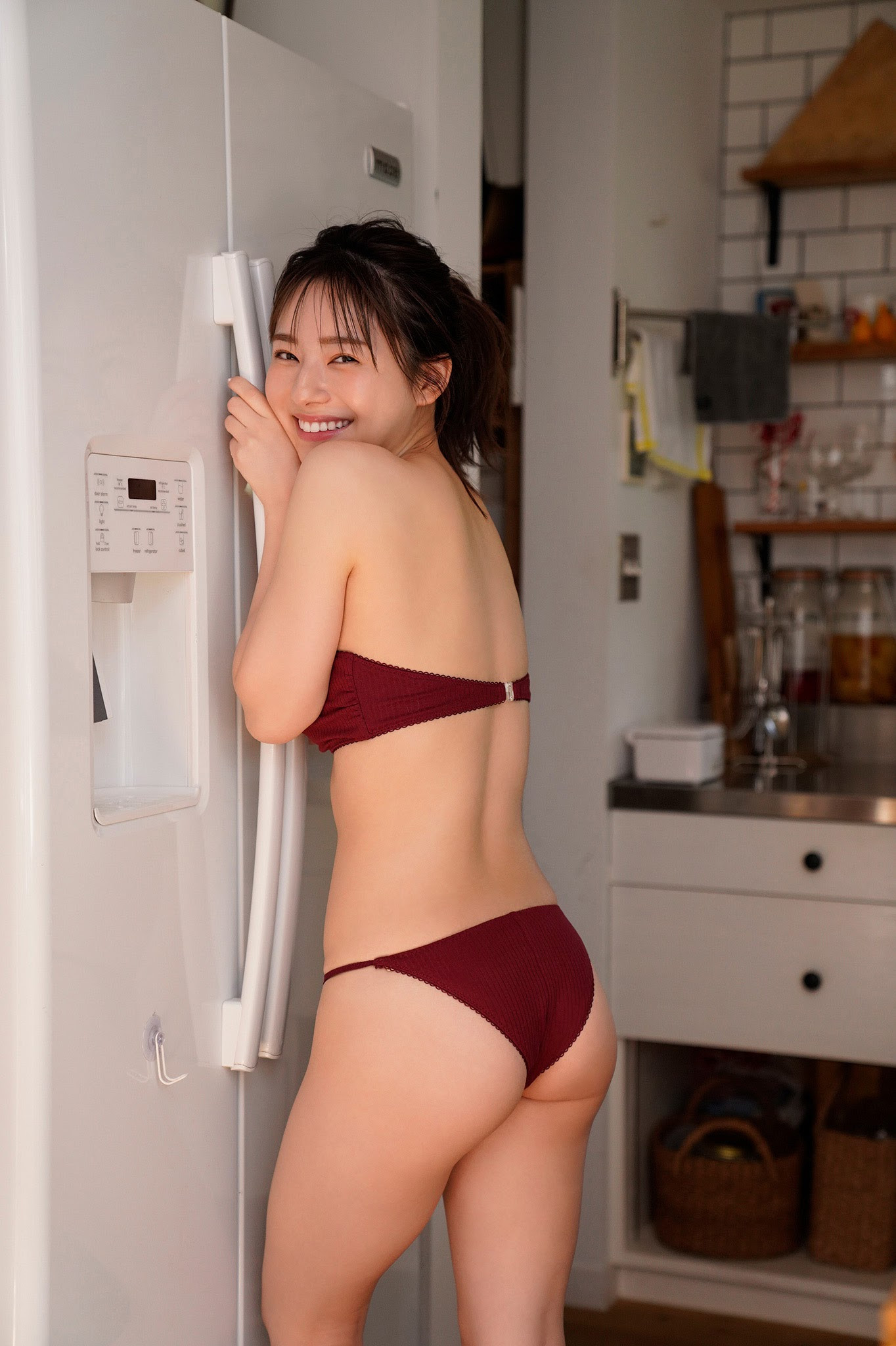 [Yanmaga Web] マーフィー波奈・ヤンマガアザーっす!010