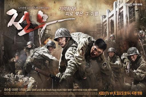 Drama Korea Comrades