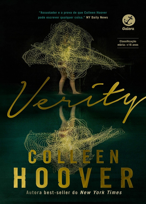Resenha #324 Verity – Colleen Hoover @GaleraRecord