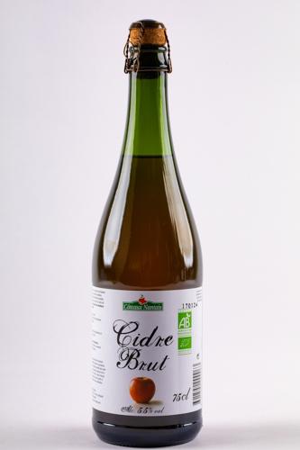 Cidre Brut BIO 750ml