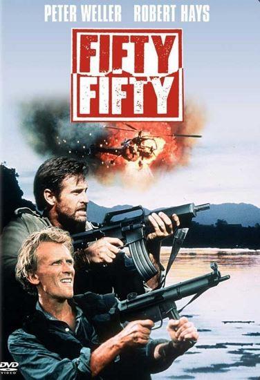 Pół na pół / Fifty/Fifty (1992) PL.AC3.DVDRip.XviD-GR4PE | Lektor PL
