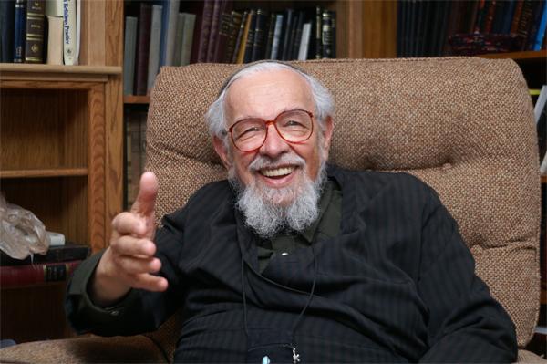 Reb Zalman welcomes you