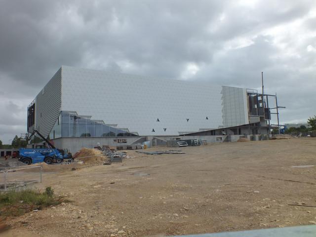 « Arena Futuroscope » grande salle de spectacles et de sports · 2022 - Page 17 DSCF7281