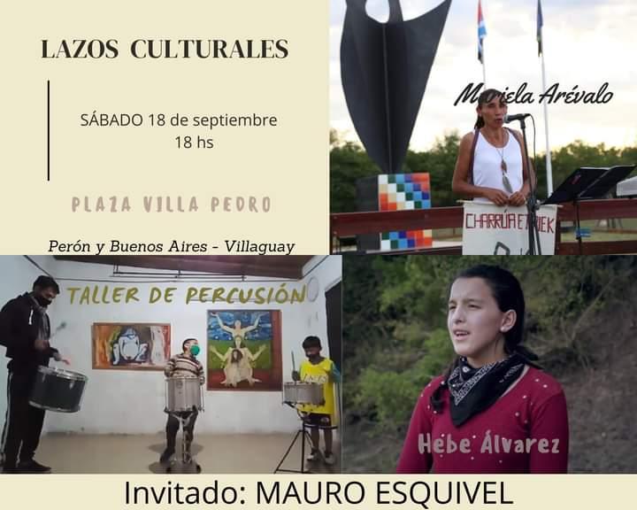 Escuela Popular Charrúa Etriek: Presenta el 2do Encuentro de «Lazos Culturales»