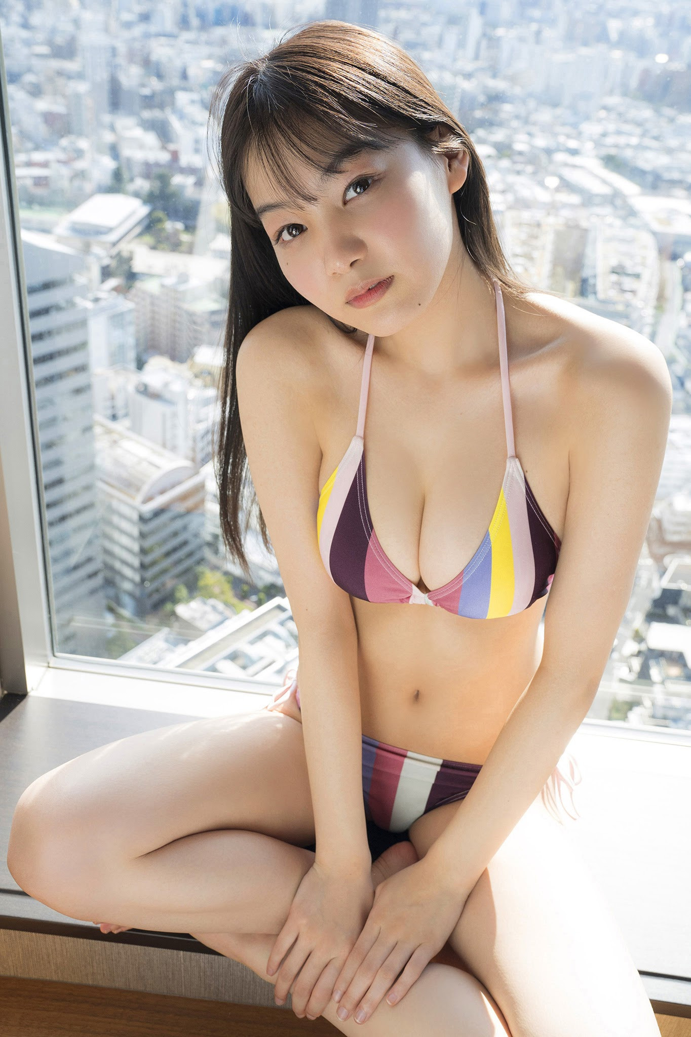 [Yanmaga Web] 夏目綾が撮る!「ナツメカメラ」第4回 吉澤遥奈 030