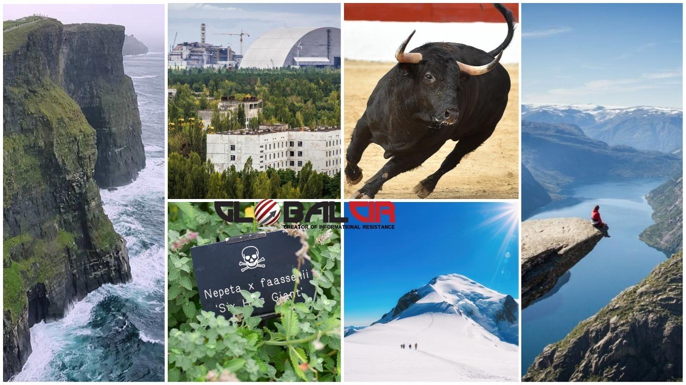 FOTO: Ovo su najsmrtonosnije turističke atrakcije u Europi