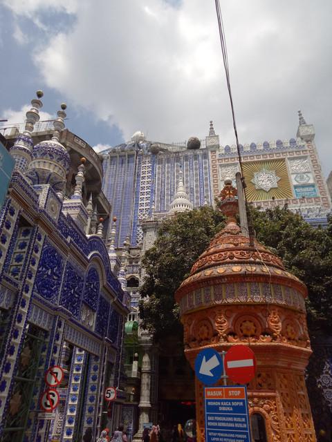 Masjid Tiban Turen, Menikmati Keindahan Masjid Sambil Wisata Religi
