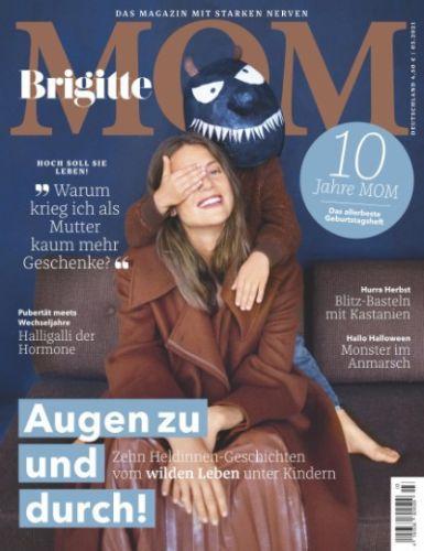 Cover: Brigitte Mom Frauenmagazin No 03 September 2021
