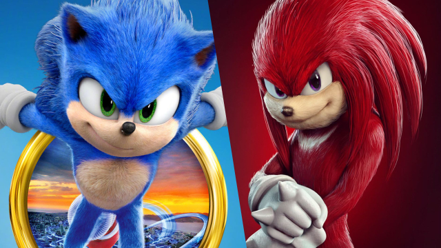Sonic The Hedgehog Knuckles Solo Movie Reportedly Being Considered At Paramount Pictures