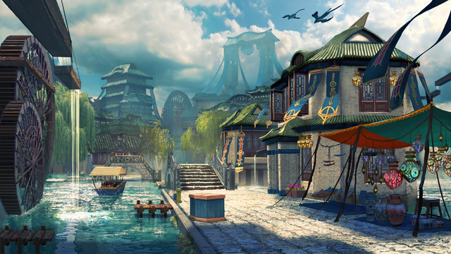 《幻想水滸傳》精神續作《百英雄傳》 Image
