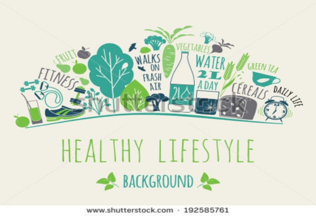 Healthcare Safe Lifestyle Health Care