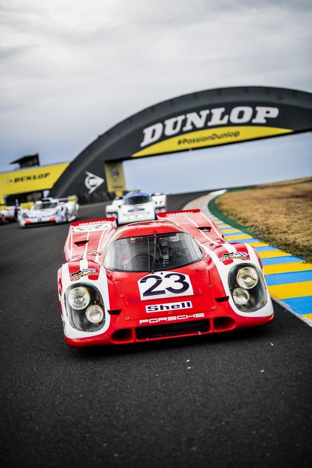 Porsche réuni six prototypes vainqueurs au classement général au Mans S20-4225-fine