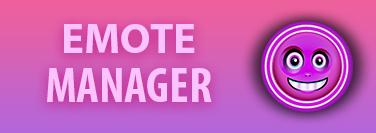 Emote Manager Bot