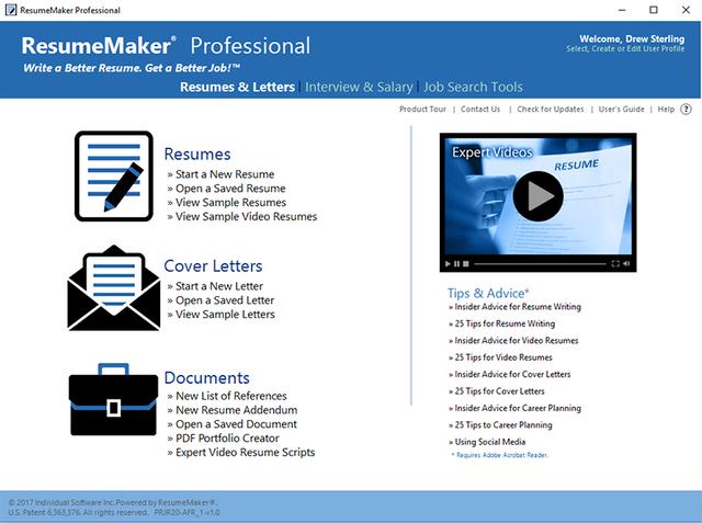 Resume maker career network science btec coursework