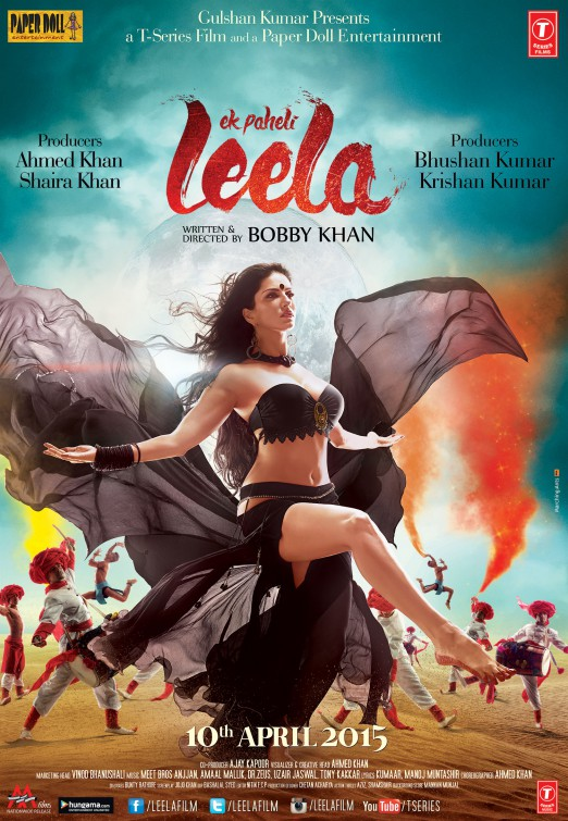 18+ Ek Paheli Leela (2020) Hindi BluRay 720p x264 800MB Download