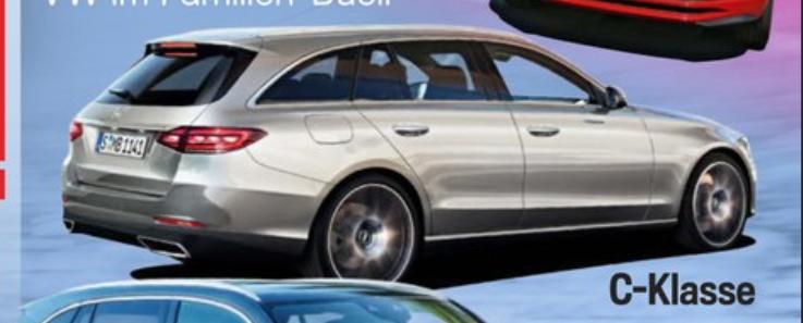 2021 Mercedes-Benz Clase C (W206) 14