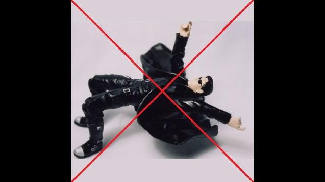 Martial Arts No Matrix Dodge / Нет долгой анимации уклонения