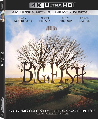 Big Fish - Le storie di una vita incredibile (2003) Blu-ray 2160p UHD HDR10+ HEVC MULTi DTS-HD .51 DD 5.1 iTA TrueHD  7.1 ENG