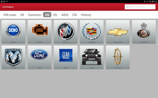 Activation for all cars brands - EasyDiag scanner