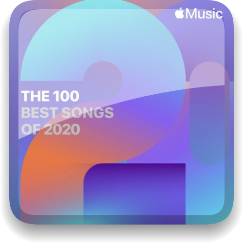 VA - The 100 Best Songs of 2020 (2020) (MP3|320)