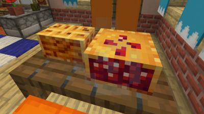Apple Pie and Sweet Berry Pie