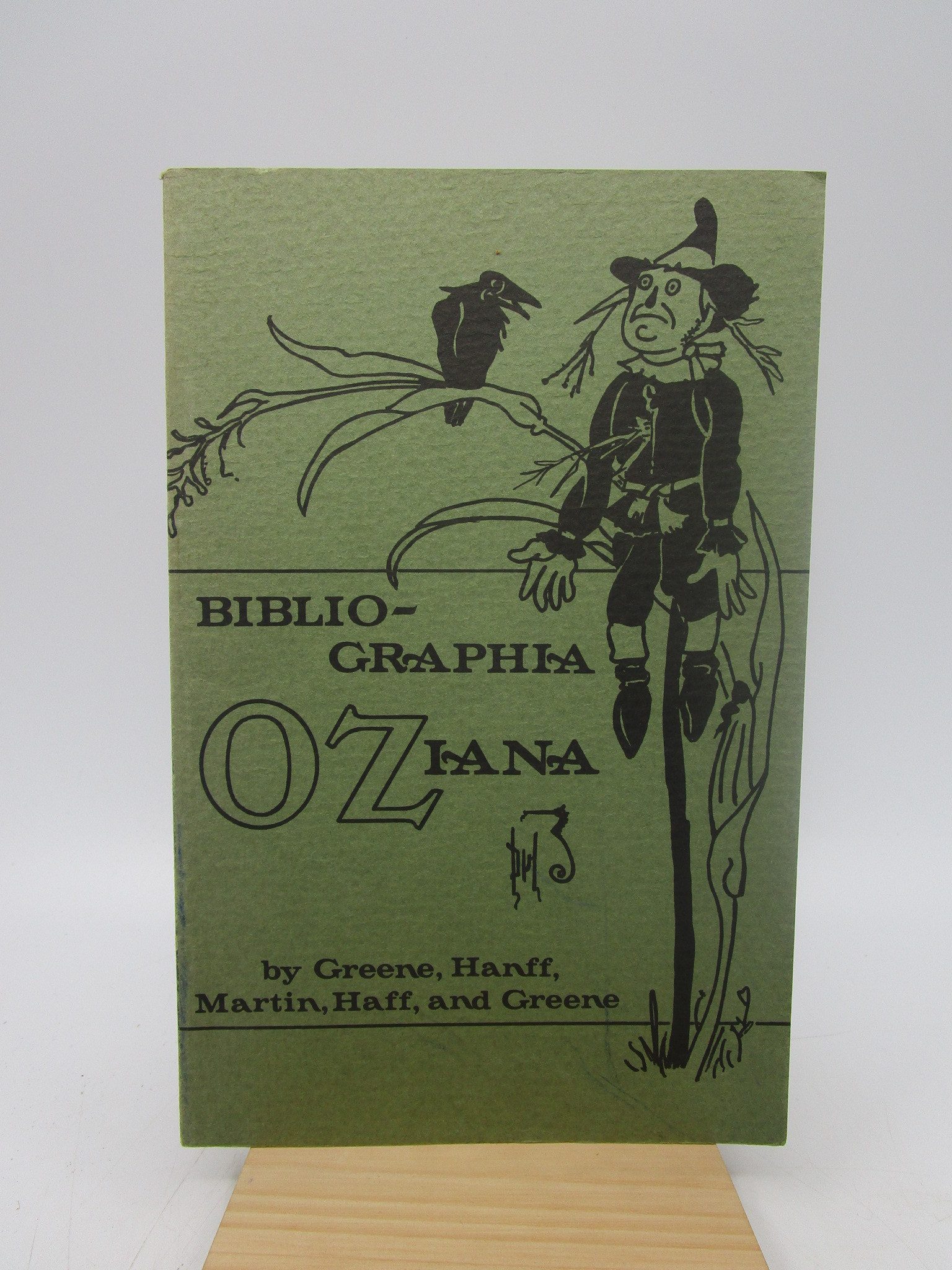 Image for Bibliographia Oziana: A Concise Bibliographical Checklist of the Oz Books by L. Frank Baum and His Successors