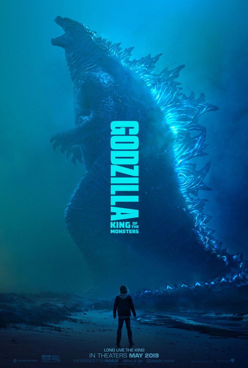 Godzilla King of the Monsters (2019) Hindi Dubbed Movie HDRip 720p AAC