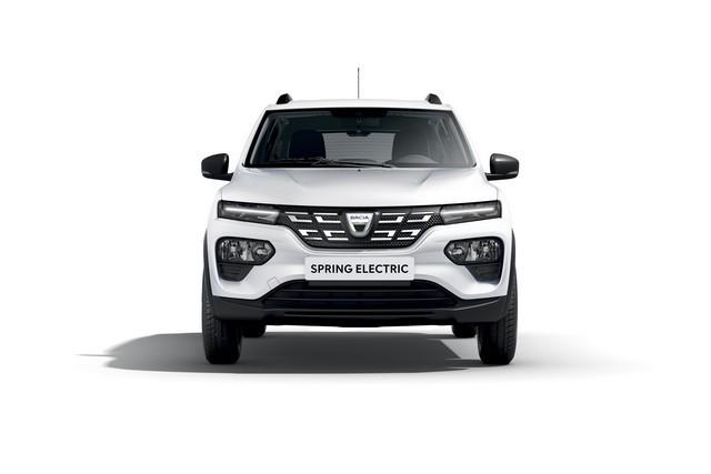 Nouvelle Dacia Spring Electric : La Révolution Électrique De Dacia 2020-Dacia-SPRING-Autopartage-6