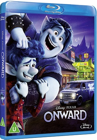 Onward - Oltre La Magia (2020) Full Blu Ray ITA DD 7.1 ENG DTS HD MA
