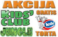 AKCIJA IGRAONICA KIDS' CLUB JUNGLE