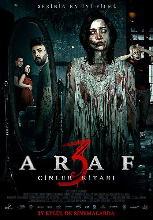 Araf 3: Cinler Kitabı | 2019 | Yerli Film | WEB-DL | XviD | Sansürsüz | 1080p - m720p - m1080p | WEB-DL | Tek Link