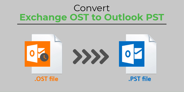 How to Export Outlook data from OST file to PST file
