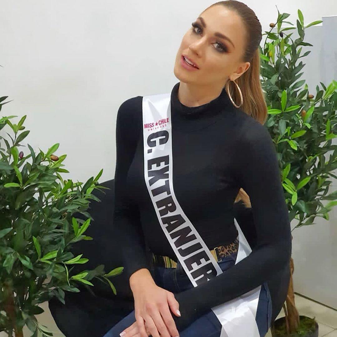 candidatas a miss universe chile 2020. top 8: pag 6. final: 20 nov.  - Página 7 124164210-2770259646526107-4210252629462246924-n