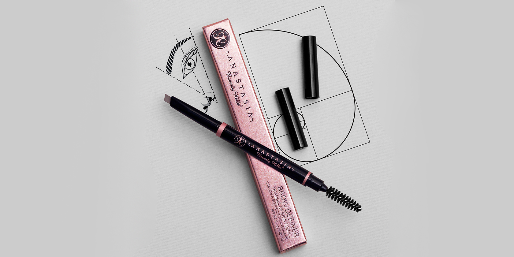 brow definer eyebrow pencil