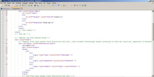 html teks editor populer
