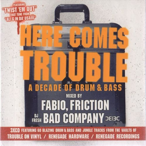 VA - Here Comes Trouble - A Decade Of Drum & Bass