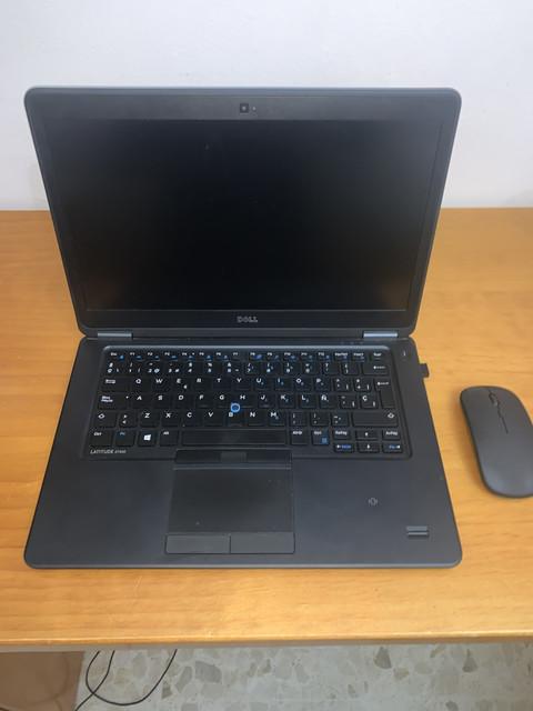 """[VENDO] Dell Latitude E7450 14"""" Pantalla Full HD Teclado retroiluminado"""