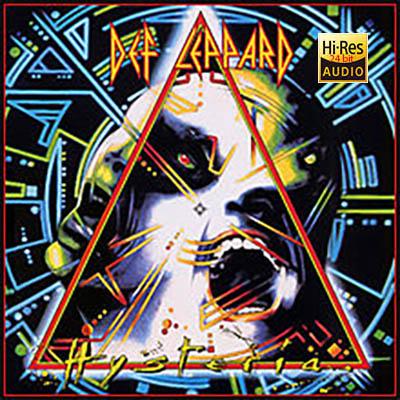 Def Leppard - Hysteria (1987) FLAC [24bit Hires]