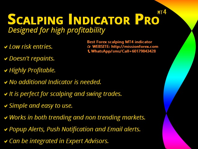 Best-Forex-scalping-MT4-indicator
