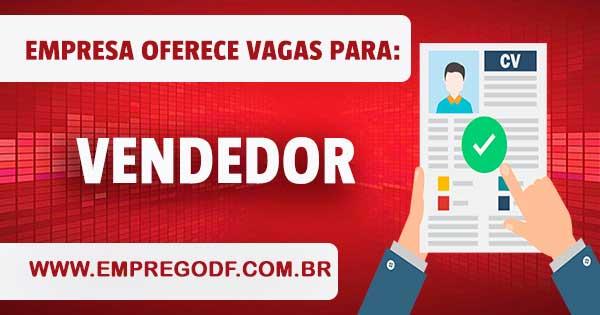EMPREGO PARA VENDEDOR(A) PARA LOJA DE MATERIAL ELÉTRICO