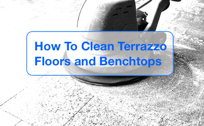 terrazzo cleaning cover image