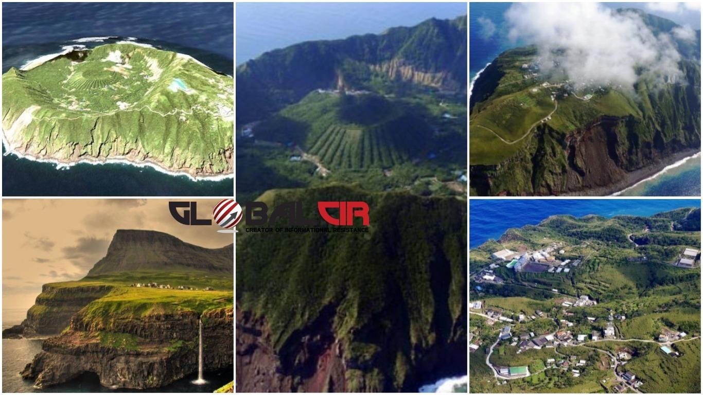 OSTRVO-VULKAN: Aogašima je zapravo vulkanski krater u kojem se nalazi drugi vulkanski krater!