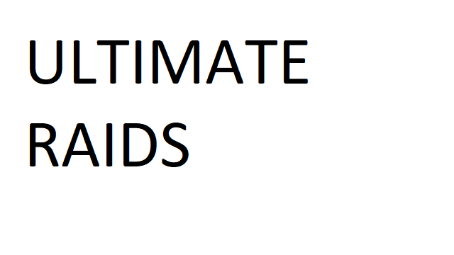 UltimateRaids (1.1-1.2)
