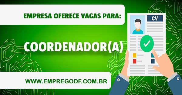 EMPREGO PARA COORDENADOR EDUCACIONAL