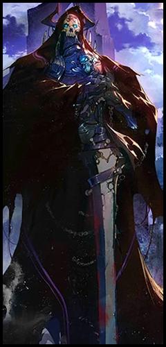 Dorian Mastema Iramasha Appearance-Reaper