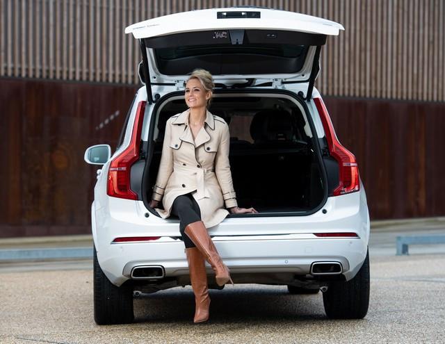 Elodie Gossuin, nouvelle ambassadrice de Volvo Car France en 2021 Elodie-Gossuin-Augustin-D-tienne-19