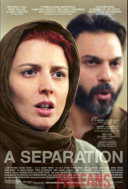 2011伊朗高分剧情《一次别离/纳德和西敏》国波双语.中英双字