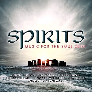 Compilations incluant des chansons de Libera Spirits-Music-for-the-soul-300