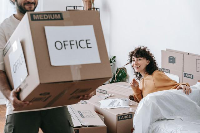 Tips Mudah & Praktis Pindah Kantor