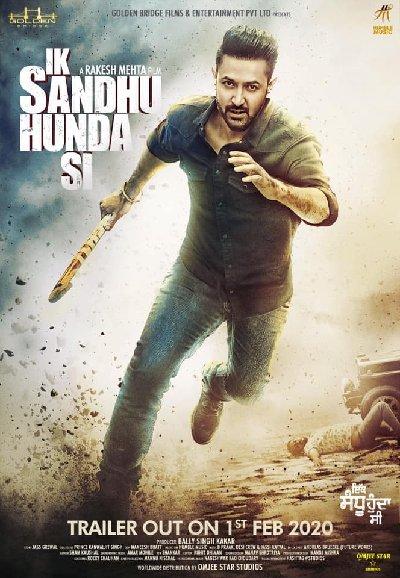Ik Sandhu Hunda Si (2020) Punjabi 720p HDRip x264 ESubs 1.4GB DL